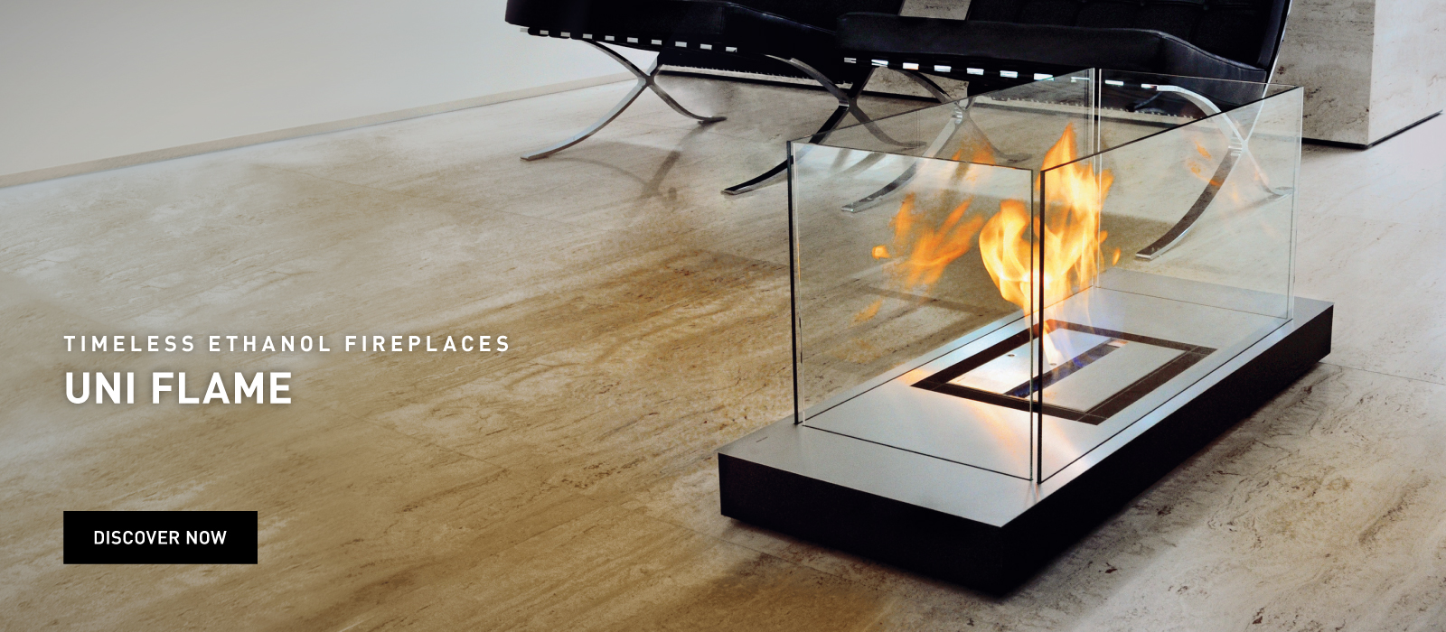 Uni Flame Ethanol Fireplaces